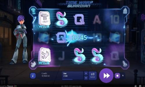 Time Warp Guardian Slot